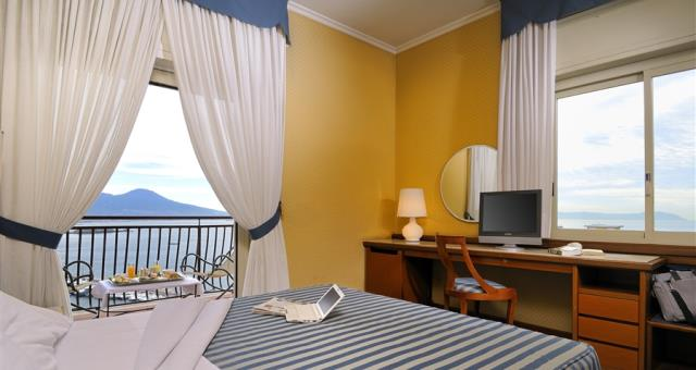 ... i confort delle camere del Best Western Hotel Paradiso.