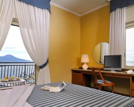 Book/reserve a room in Napoli, stay at the Best Western Hotel Paradiso