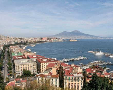 Are you going to visi Napoli and haven't found a hotel yet? Book at the BW Signature Collection Hotel Paradiso