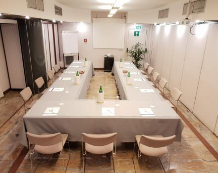 The BW Signature Collection Hotel Paradiso di Napoli has multifunctional meeting rooms for conferences, meetings and exhibitions of all kinds.