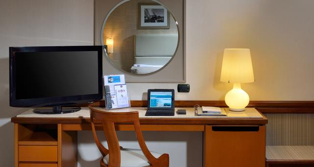 Discover our Comfort Rooms for Business Travellers!