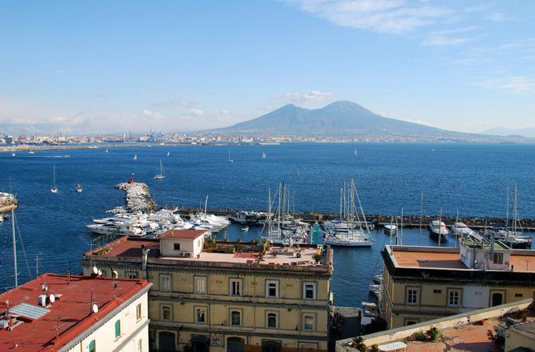Hotel Paradiso Via Catullo Napoli