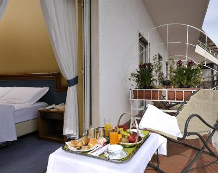 Visit Napoli and stay at the BW Signature Collection Hotel Paradiso