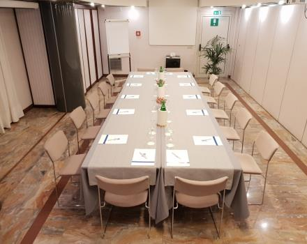 The BW Signature Collection Hotel Paradiso offers multifunctional meeting rooms for conferences, meetings and exhibitions of all kinds.