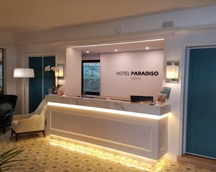 ReceptionBW Signature Collection Hotel Paradiso Napoli