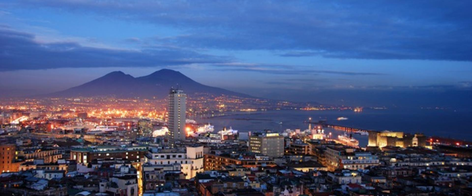 "The sum of the Hill of Posillipo, guests can enjoy the view on the Phlegraean fields ""and its breathtaking panorama then Bellevue del Golfo di Napoli."