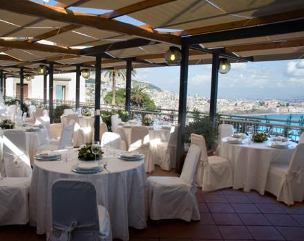 Looking for a hotel with a restaurant in Naples? Book the BW Signature Collection Hotel Paradiso