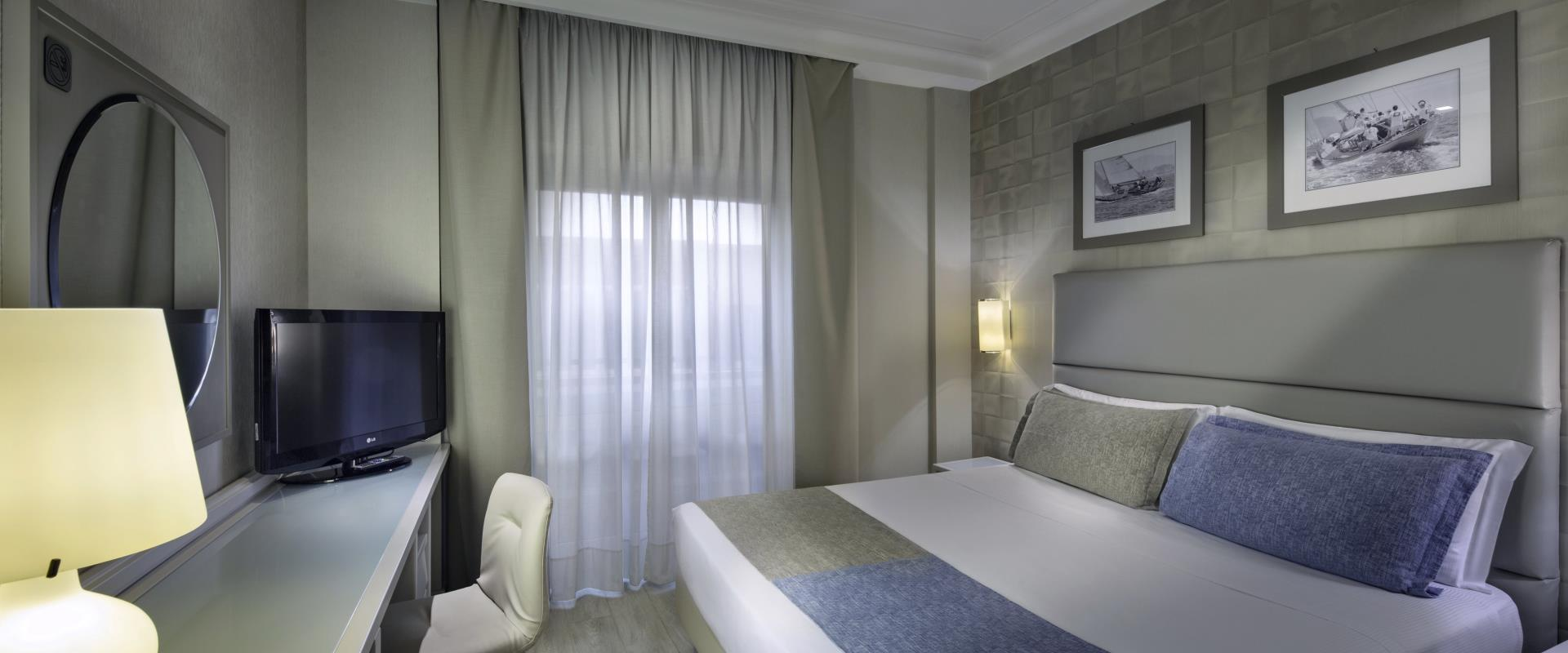 Double Comfort Room Hotel Paradiso Naples