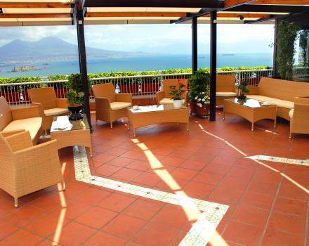 BW Signature Collection Hotel Paradiso-Naples-Terrasse
