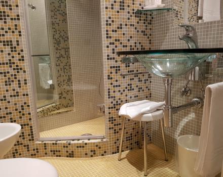 Galleria fotografica best western hotel paradiso hotel a napoli - Immagini mosaico bagno ...