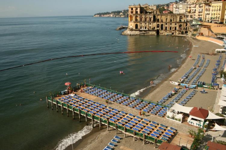 Bagno elena best western hotel paradiso napoli - Bagno elena posillipo ...
