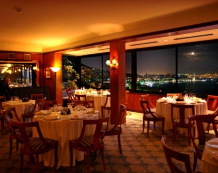 Try the restaurant at the BW Signature Collection Hotel Paradiso