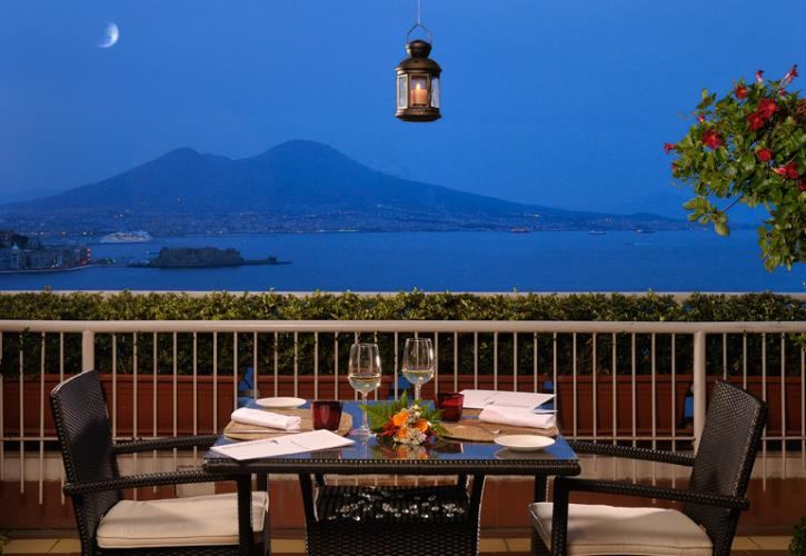 Beautiful Ristorante La Terrazza Napoli Photos - Idee per la casa ...