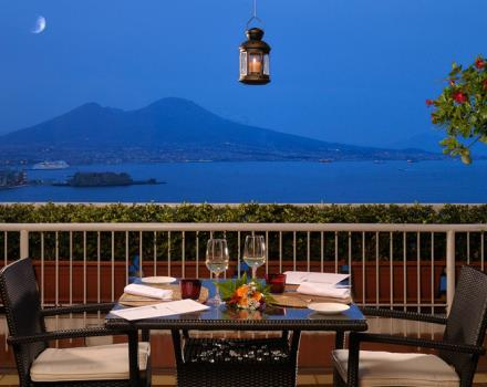 Terrace Restaurant Paradiso Blanco, BW Signature Collection Hotel Paradiso, Naples