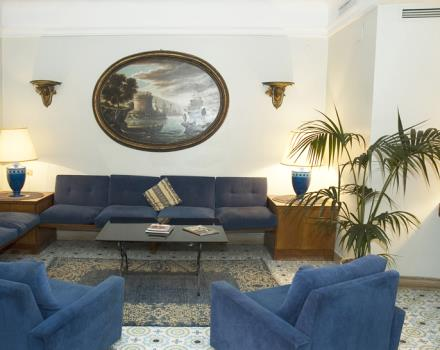 Looking for hospitality and top services for your stay in Naples? Choose Best Western Hotel Paradiso
