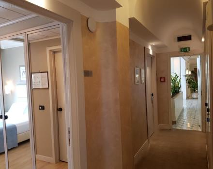 Hall-Hotel Paradiso Naples