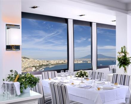 Looking for a hotel in Napoli with a great restaurant? Book at the Best Western Hotel Paradiso